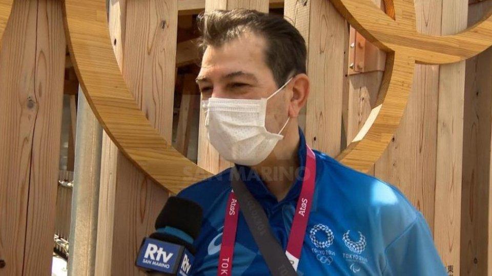 Nel video l'intervista a Claudio Muccioli Presidente del Nado San Marino