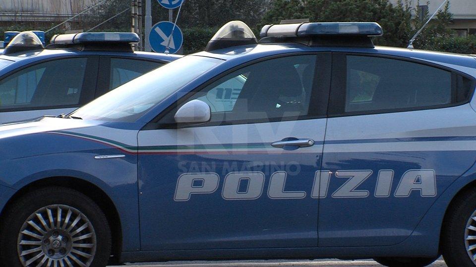 Rimini: picchia la compagna davanti alla figlia dodicenne che chiama la Polizia