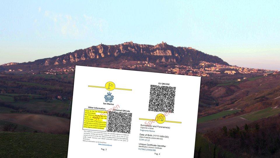 Green Pass: i cittadini e residenti nella Repubblica di San Marino già sottoposti a un ciclo vaccinale, saranno esentati dalle nuove disposizioni emanate dal Consiglio dei Ministri italiano per contrastare la diffusione del Covid-19, fino al 15 ottobre