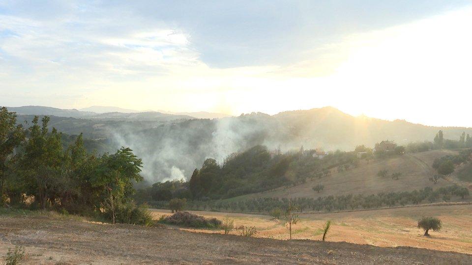 """Rischio incendi: prorogato fino alla fine di agosto lo stato di """"grave pericolosità"""""""