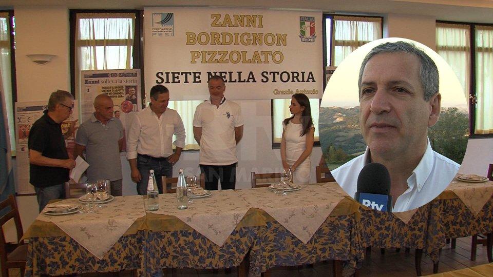 Nel video l'intervista ad Antonio Urso, presidente Federazione Italiana Pesistica