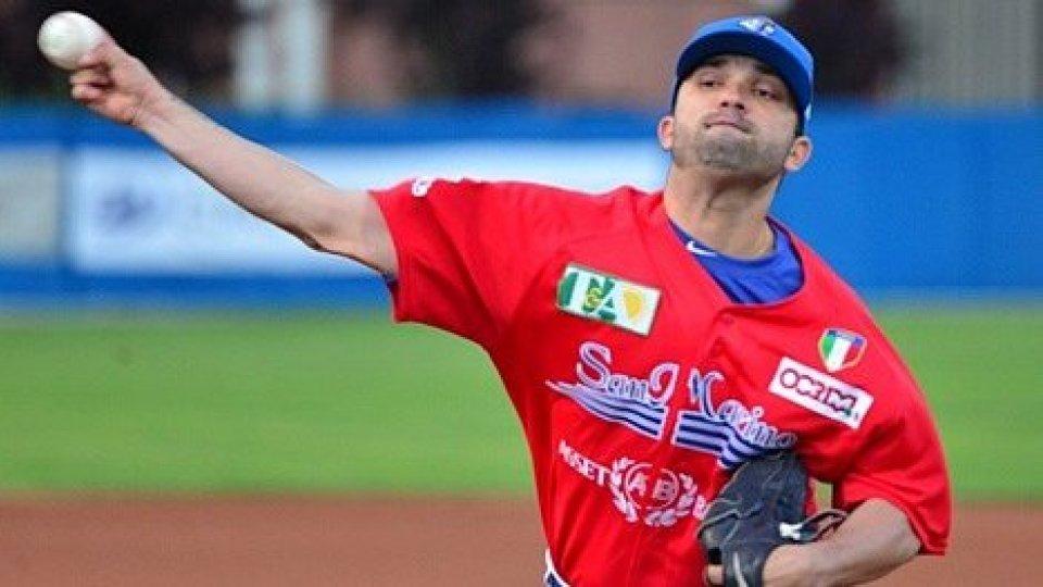San Marino Baseball riabbraccia Tiago da Silva