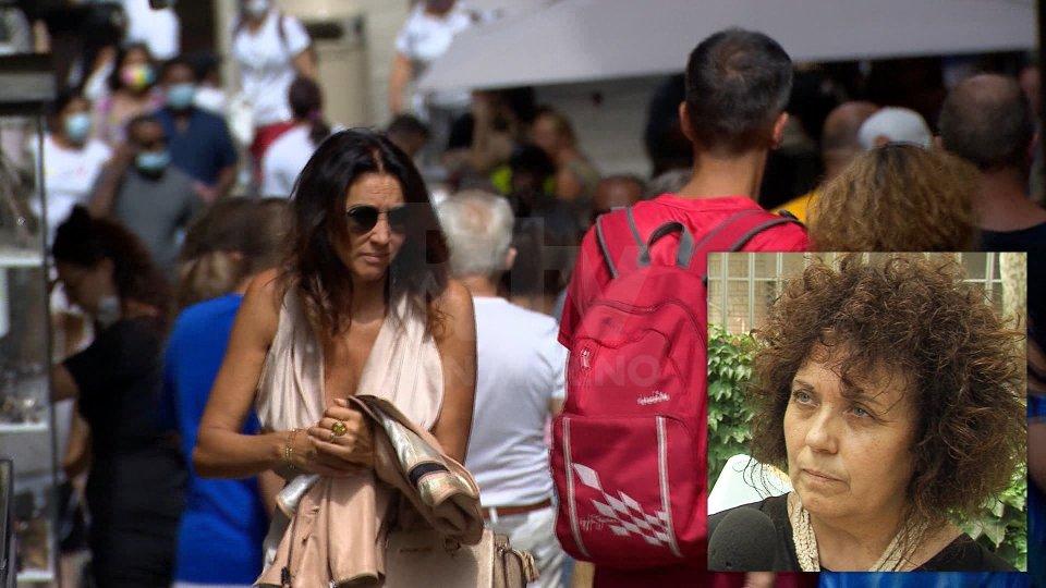 Intervista di Patrizia Rinaldis, presidente dell'Associazione Albergatori riminese