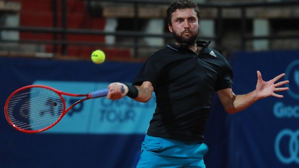 Gilles Simon - foto San Marino Open/Calabrò