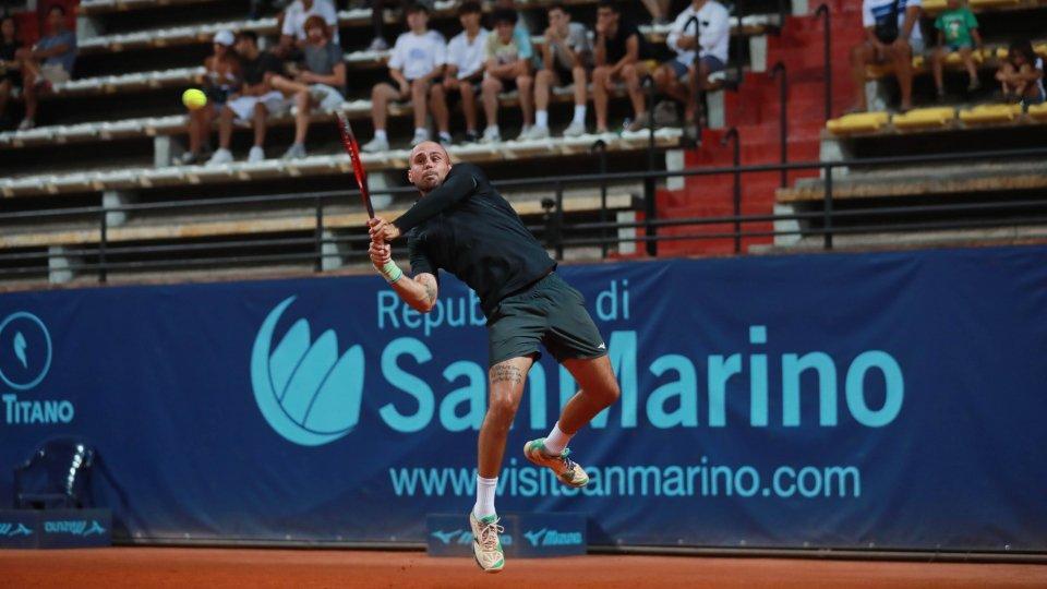 Marco De Rossi - foto San Marino Open/Calabrò