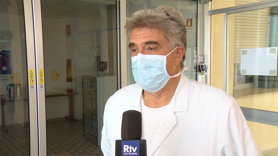 Nel video l'intervista al dottor Enrico Rossi, responsabile reparto isolamento Covid presso l'ospedale di Stato