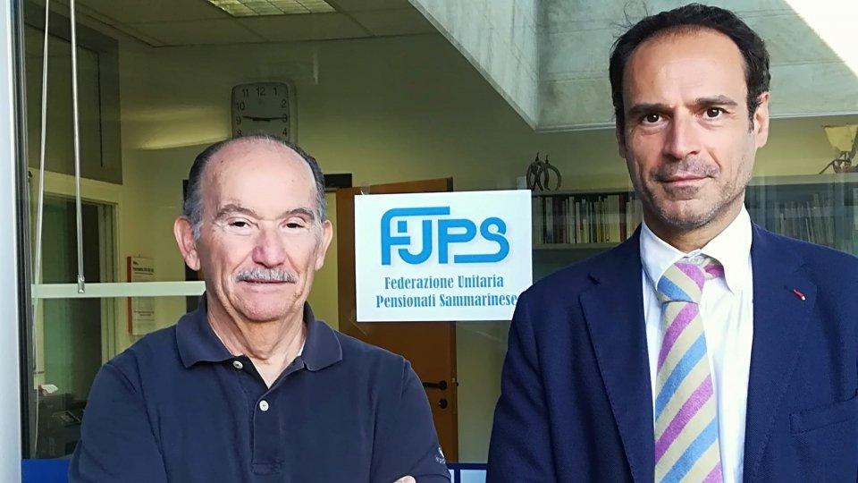 Il tema delle pensioni al centro del confronto tra FUPS-CSdL e Comites