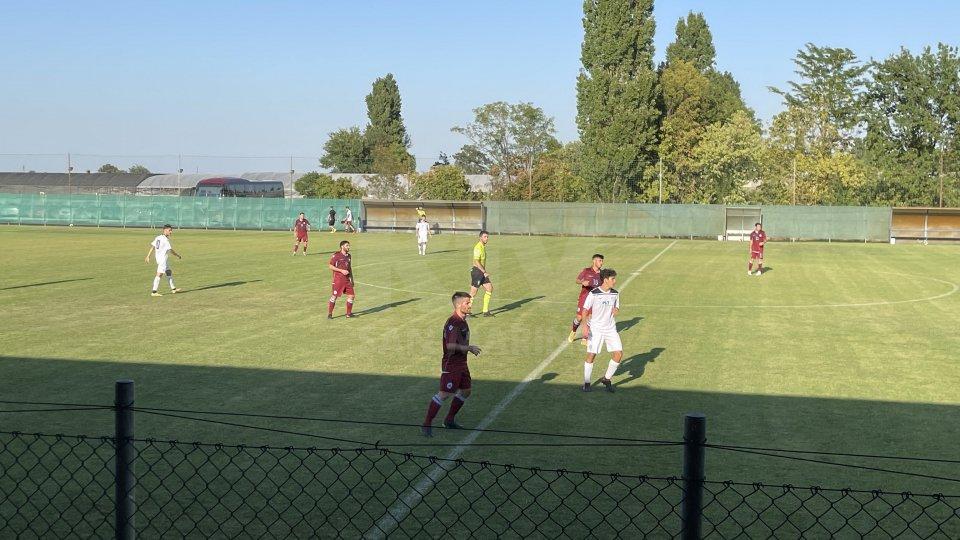 La doppietta di Tonin decide l'amichevole tra Cesena e Nazionale sammarinese