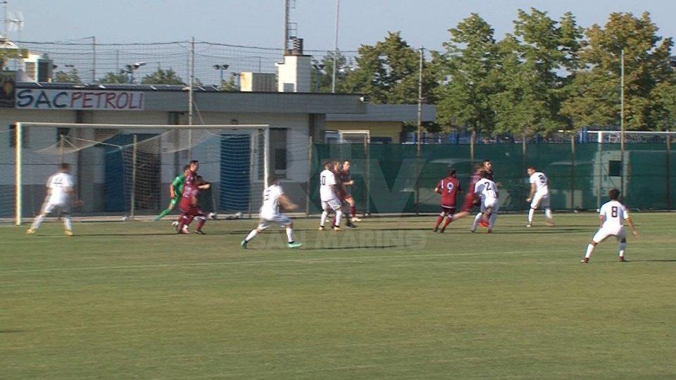 Cesena 2-0 San Marino: decisivi i gol di Tonin