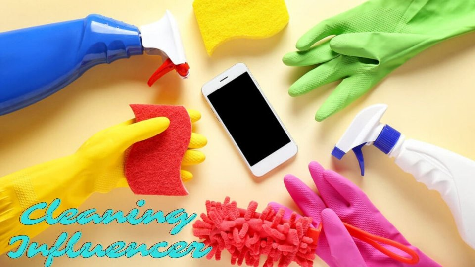 Arrivano le cleaning influencer