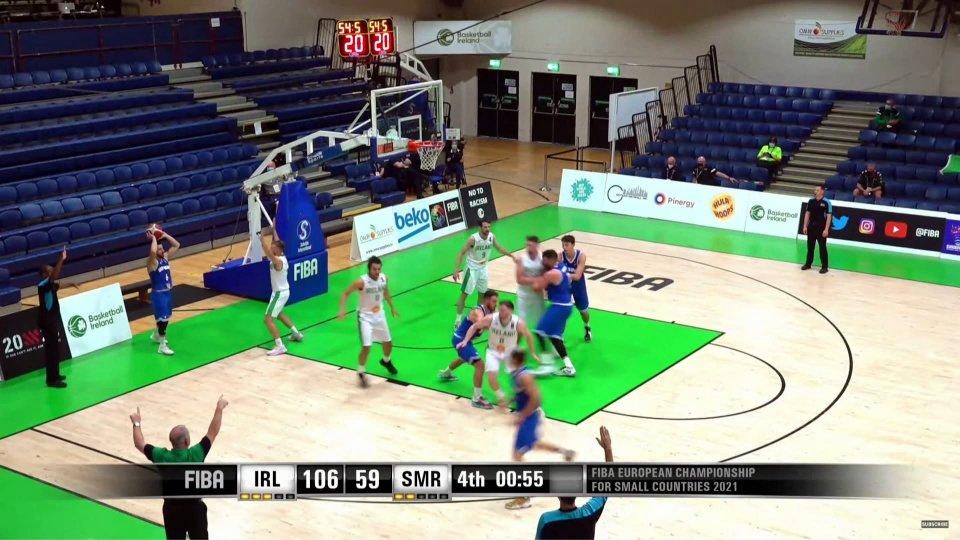 Europei: terza sconfitta per San Marino contro l'Irlanda