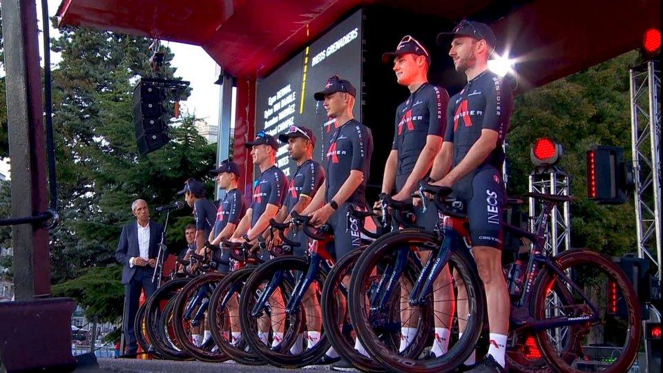 Scatta la Vuelta, l'ultima grande corsa a tappe
