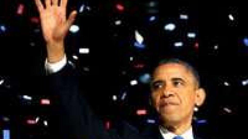 Elezione Obama: il messaggio dalla Reggenza