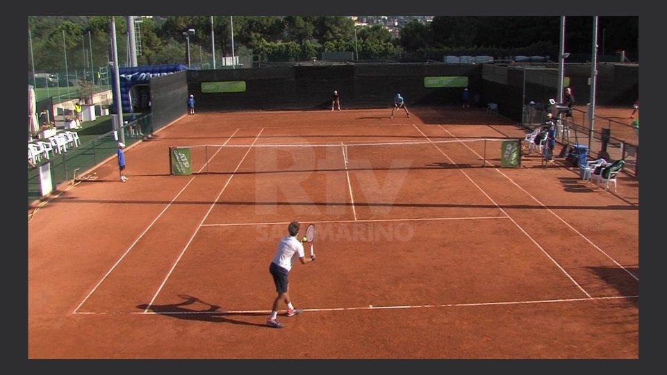 Orlando Luz è l'ultimo semifinalista del San Marino Open