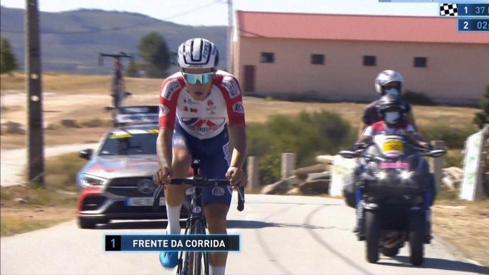 Murphy vince l'ottava tappa della Vuelta del Portogallo. Antunes nuovo leader della generale