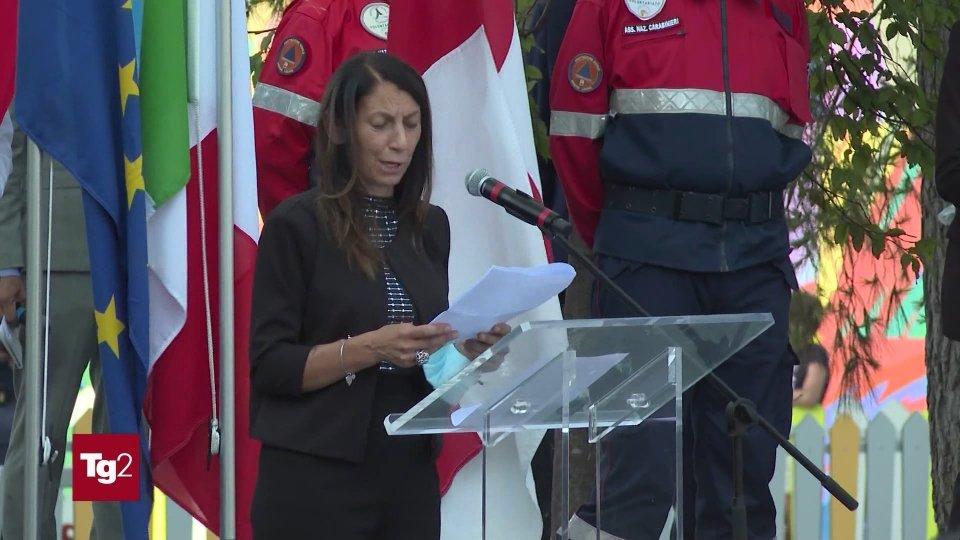 """Genova ricorda la tragedia del Ponte Morandi, Draghi: """"Impegno affinché non accada mai più"""""""