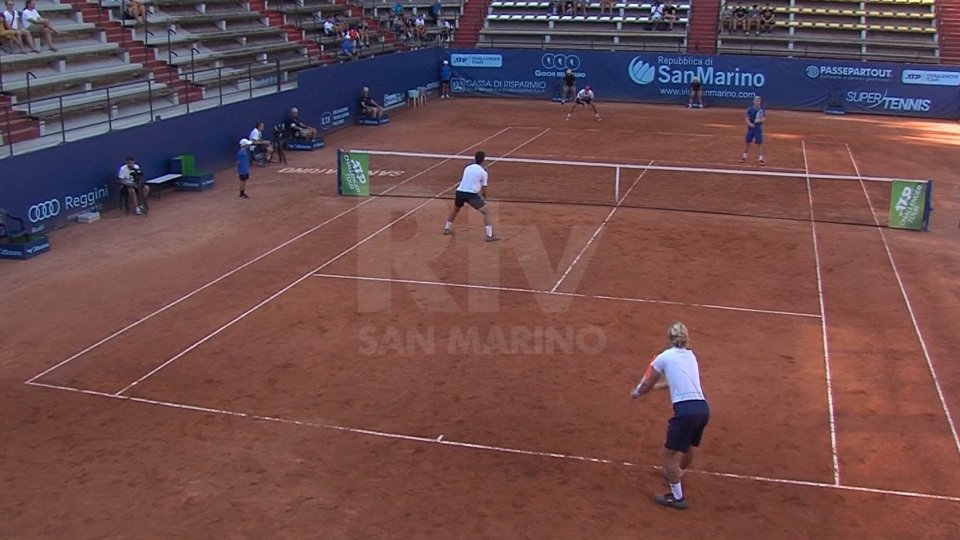 San Marino Open: Kolar-Martinez trionfano nel doppio