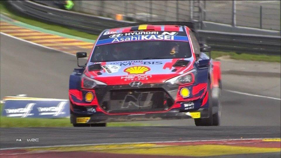 WRC, Rally Belgio: Neuville trionfa in casa