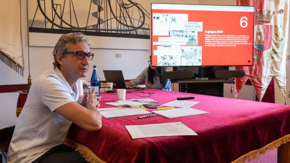 """""""Rimini 3653"""", presentata la relazione di fine mandato che racconta i dieci anni dell'amministrazione comunale guidata dalla giunta Gnassi"""