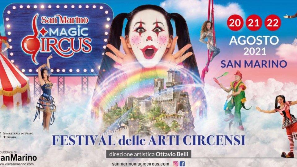 Arriva San Marino Magic Circus
