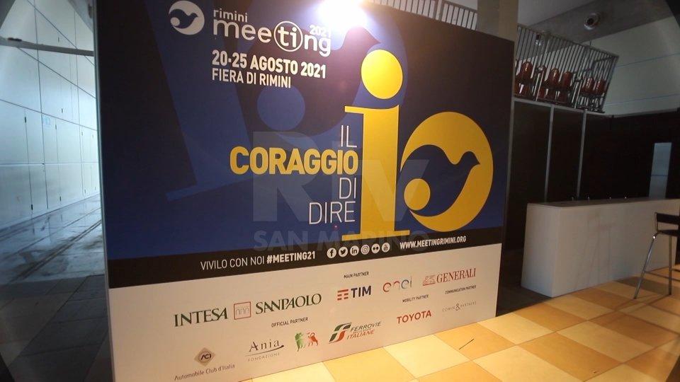 Il presidente Mattarella apre il Meeting di Rimini