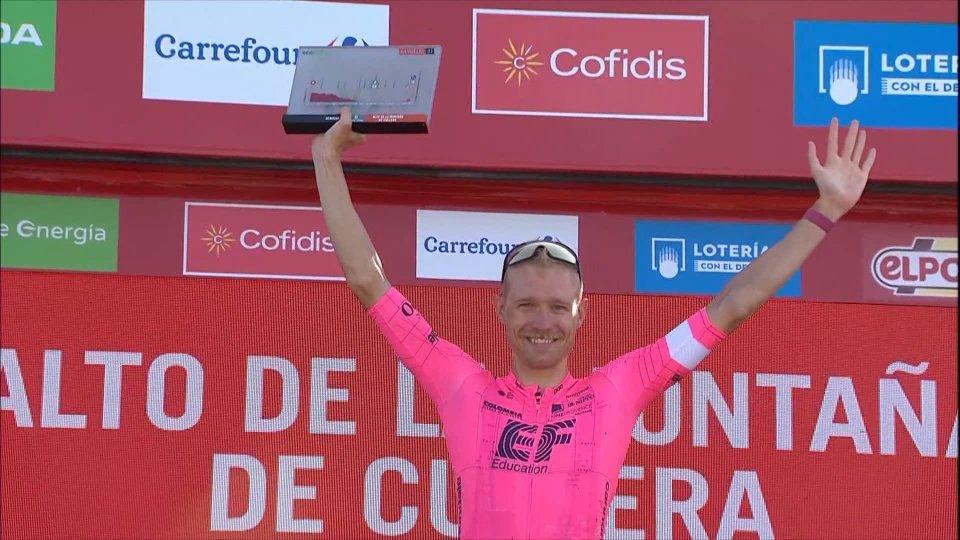 Vuelta di Spagna: Roglic torna maglia Rossa