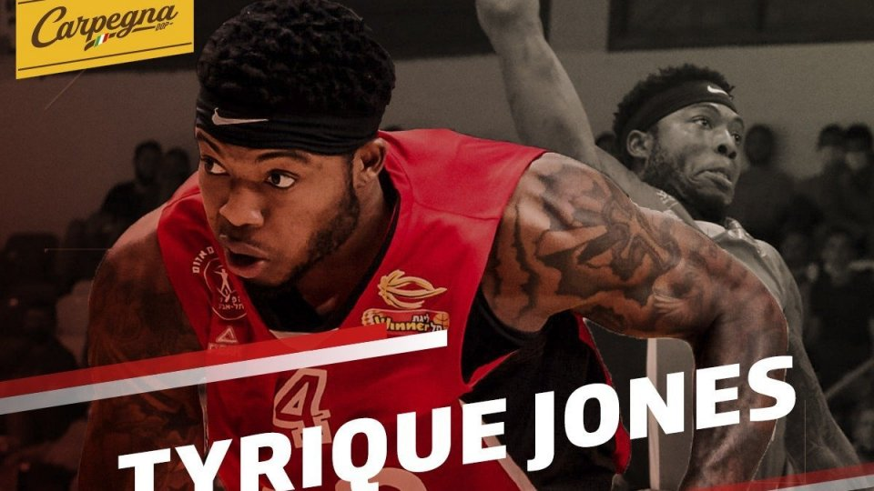 Tyrique Jones alla VL Pesaro