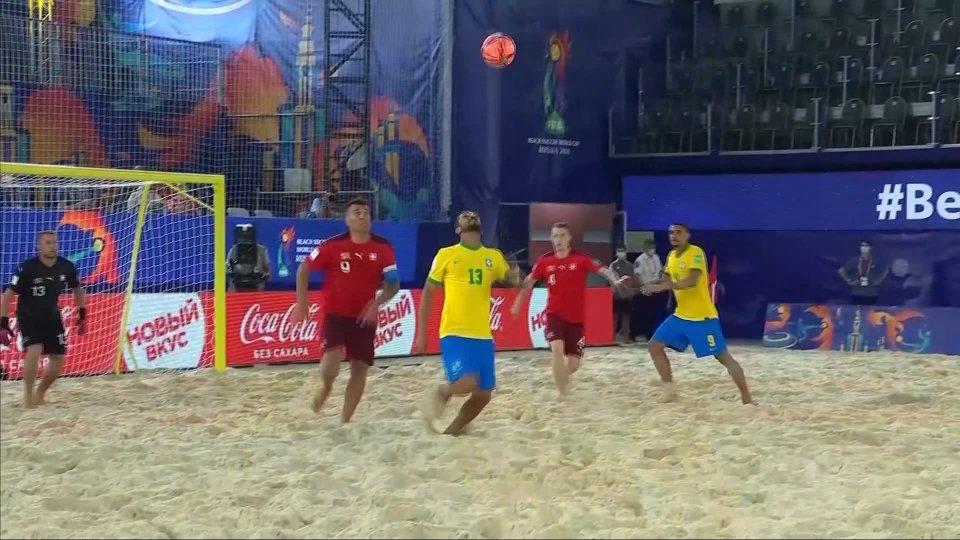 Beach Soccer, Mondiali: ok Portogallo, ko Brasile