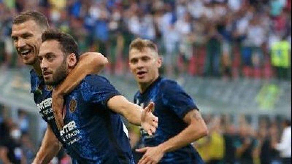 L'Inter inizia il campionato  rifilando 4 gol al Genoa