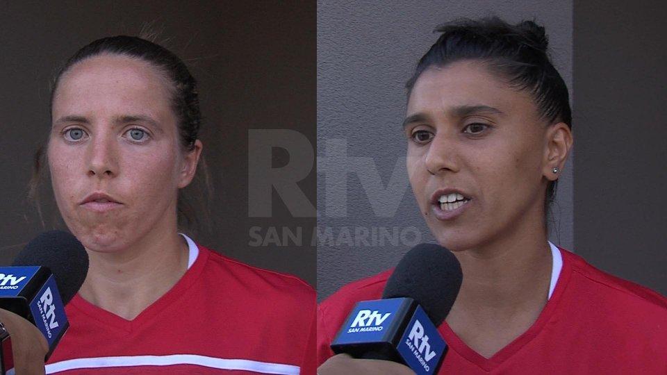 Nel video l'intervista a Yesica Menin e Antonella Marrone