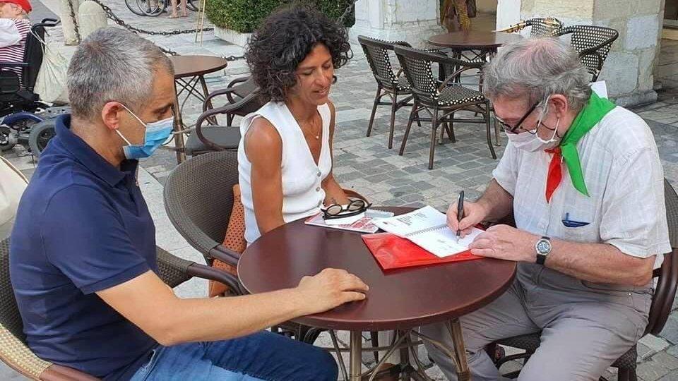 amil Sadegholvaad, Chiara Bellini, Lanfranco De Camillis