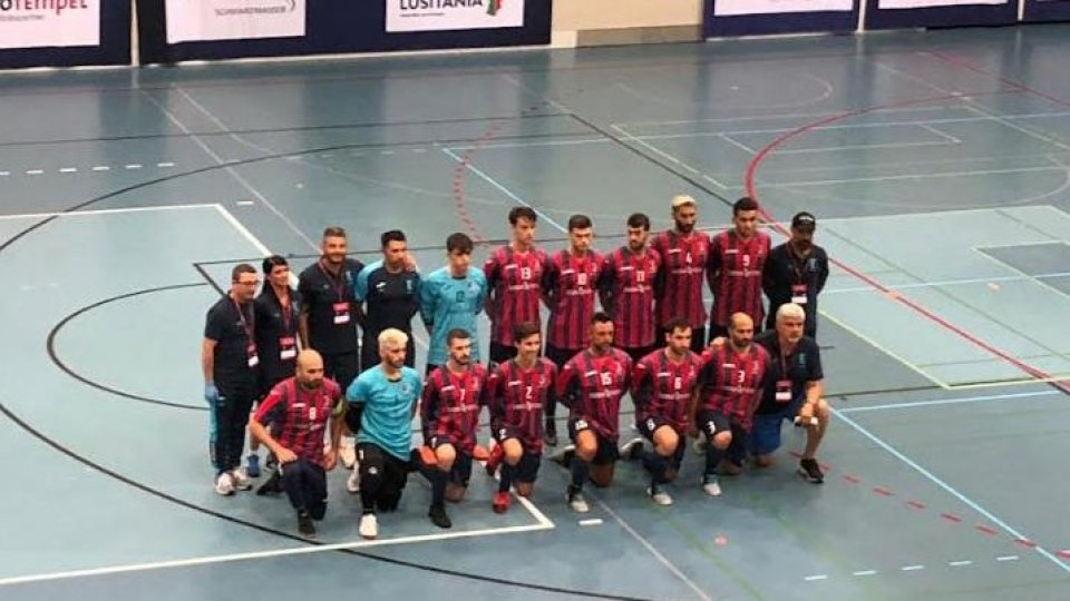 Varna City-Fiorentino 4-1
