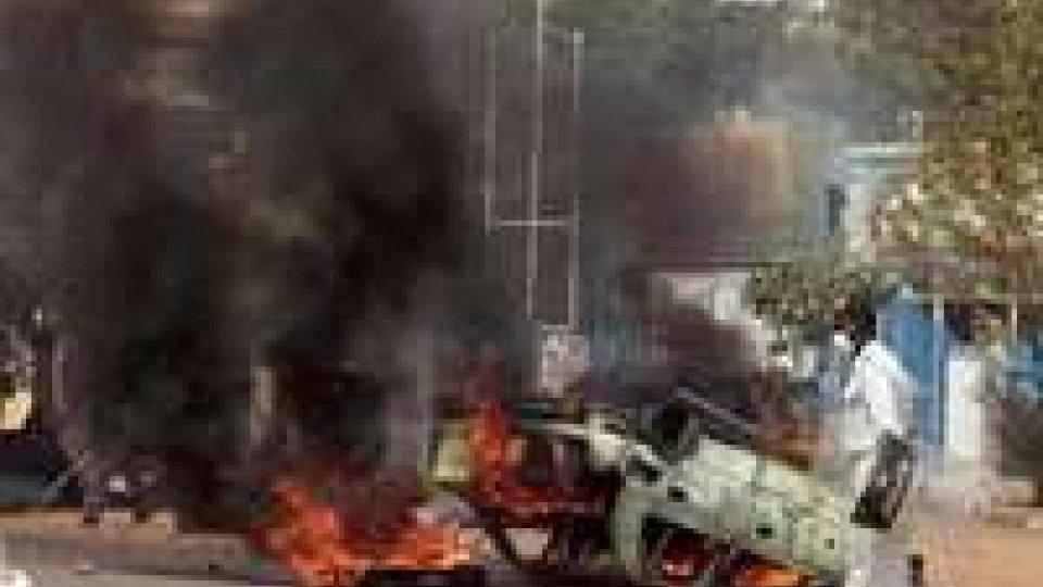 Sudan: scontri per caro carburanti, 29 morti in 3 giorni
