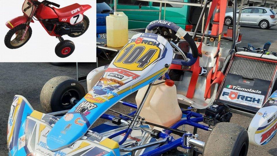 """A """"Tuttavia…che Spettacolo!"""" anche Mini moto per i più piccoli e Go-Kart adattati ad ogni tipo di esigenza"""