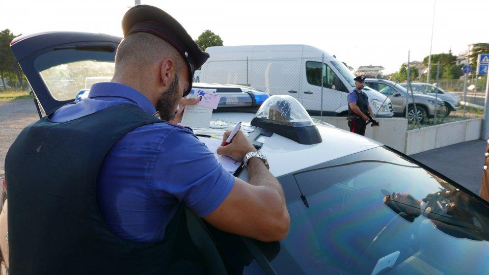 Bellaria: rientra nonostante provvedimento di espulsione, scoperto dai Carabinieri
