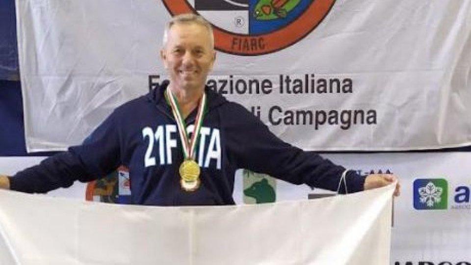 Marino Bartolini vince il Campionato Italiano Fiarc