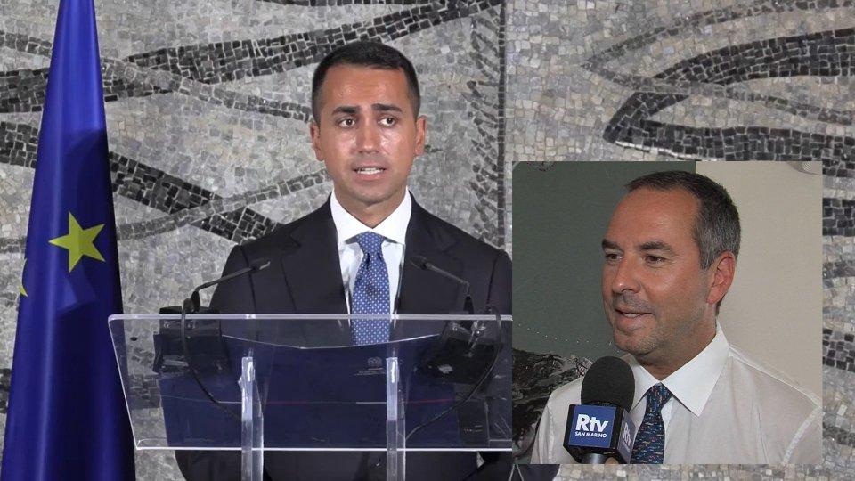 """""""Evitiamo sterili polemiche"""": il Segretario Lonfernini sulle dichiarazioni di Di Maio"""