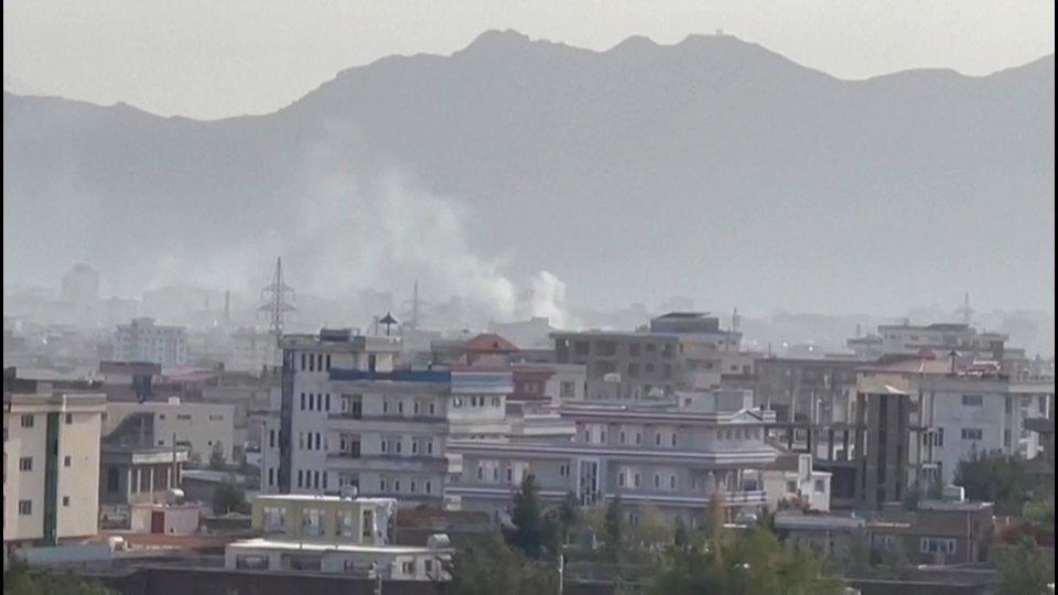 Kabul: diversi bambini uccisi nel raid americano contro l'Isis