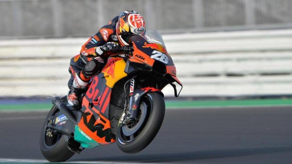Domani e Mercoledì test MotoGP a Misano