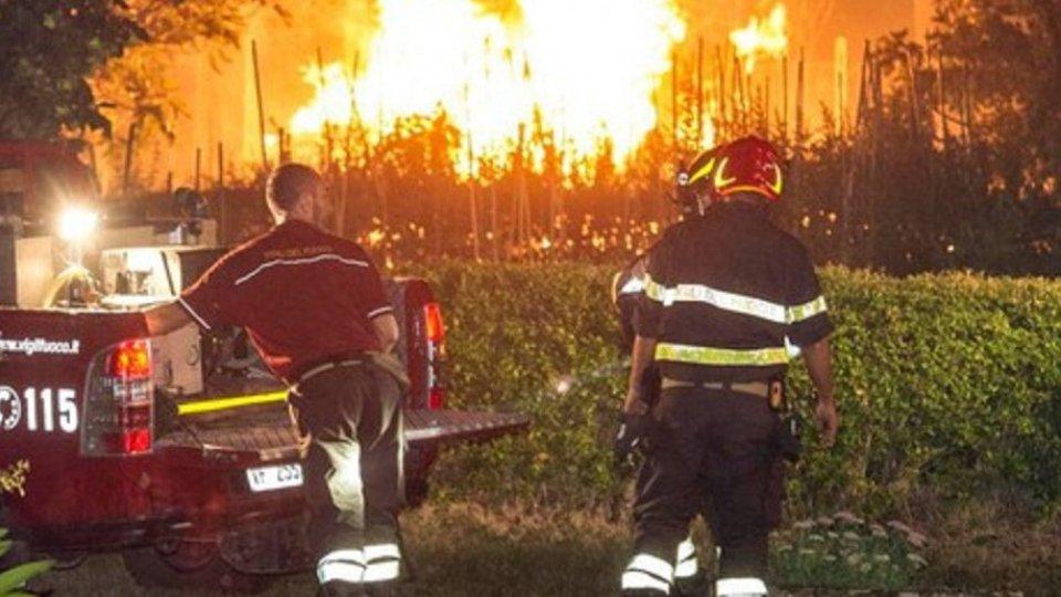 Protezione Civile proroga al 5 settembre la 'Fase di Pre-Allarme' per gli incendi boschivi