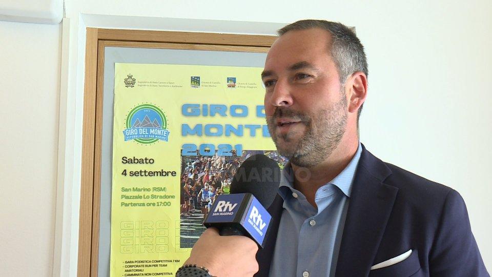 Teodoro Lonfernini - Segretario di Stato per lo Sport