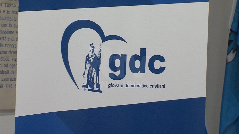 """GDC: Presentazione del libro """"Riarmo morale"""" e lancio della Scuola di Formazione Politica"""