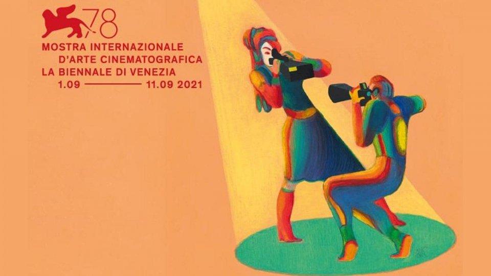 """Al via la 78a edizione della """"Mostra del Cinema di Venezia"""""""
