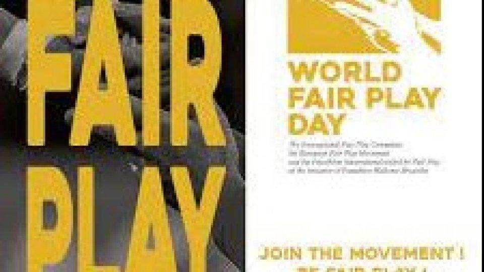 I Premiati della 4° Giornata mondiale Fair Play
