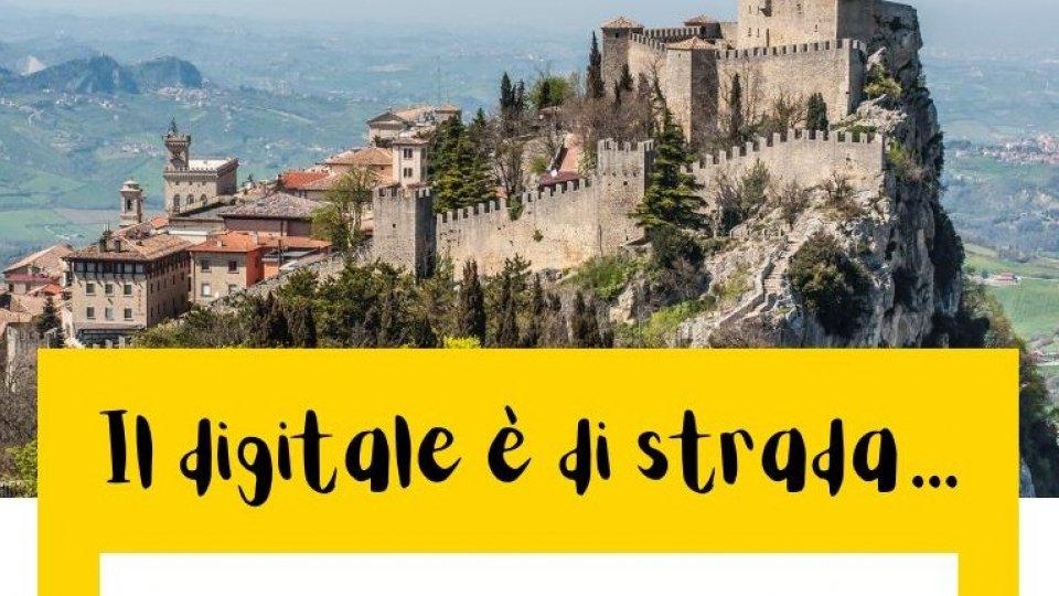 """San Marino Innovation Partner e l'associazione """"Il digitale è di Strada"""" Organizza l'omonimo evento itinerante dell'estate 2021"""