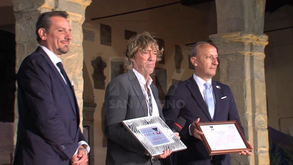 Il premio a Massimo Bonini