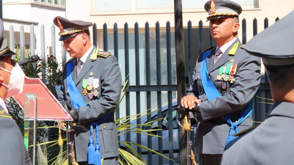 Rimini: cambio al vertice del comando provinciale della Guardia di Finanza