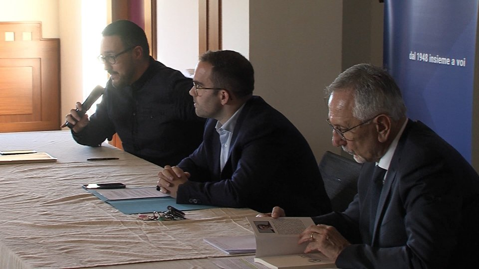 """Presentato il libro """"Riarmo morale"""" di Gian Carlo Chiapello"""