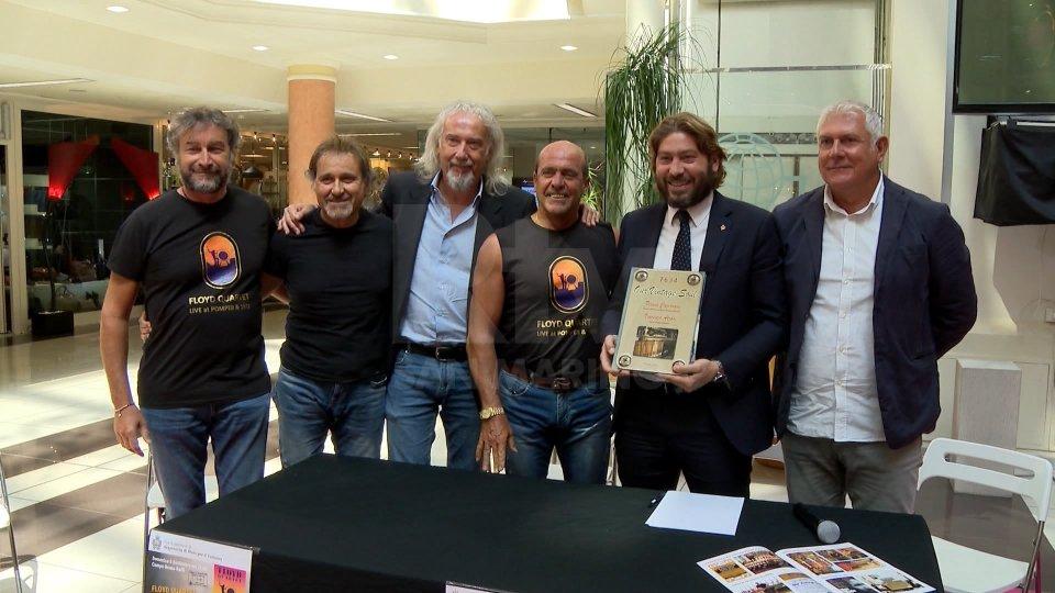 Nel video le interviste a Flavio Camorani, batterista, e Marco Bizzocchi, direttore Atlante shopping center