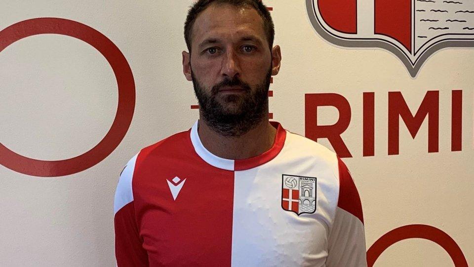 Rimini: preso l'attaccante Domenico Germinale